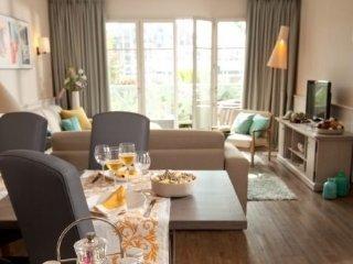 Standard 3 BR Apartment for 8 at Presqu'ile de la Touques, Deauville