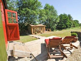 LCHAS Log Cabin in Tiverton