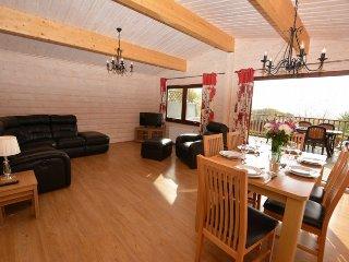 41152 Log Cabin in Rhayader