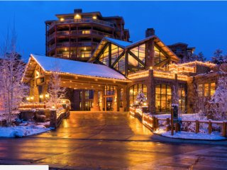 WESTGATE PARK CITY RESORT & SPA Park City, Utah