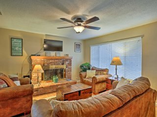 NEW! 3BR Remodeled Redding Home -Mins to Downtown!