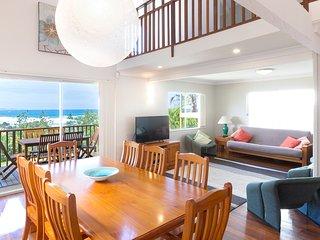 Bonny Hills Beach House