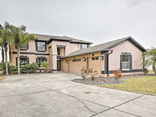 NEW! 4BR Tampa Bay Area House w/Home Movie Theater