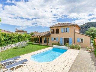 Villa Lumière voor 8 personen met privézwembad