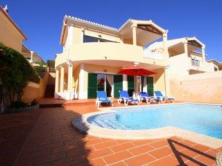 Casa Bela Nova is in Praia da Luz, walking distance to everywhere and the beach!