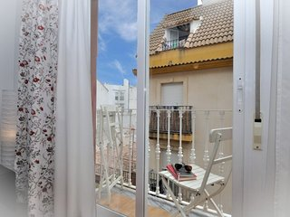 Cozy apartment in old town of Fuengirola