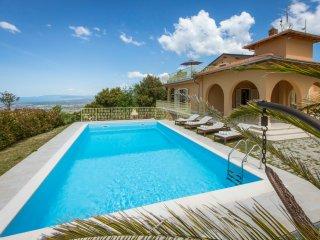 Splendida villa di lusso di nuova costruzione con vista panoramica