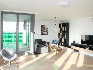 Cosy exclusive apartment on Altajska