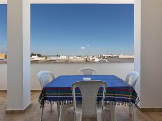887 Two-bedroom apartment near the beach of Torre Lapillo