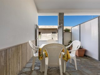 891 One-bedroom apartment near the sandy beach of Torre Lapillo