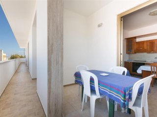 890 One-bedroom apartment by the beach, in Torre Lapillo