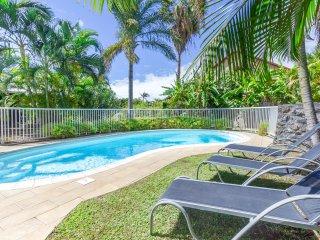 Bungalows 2 a 4 pers. dans jolie residence privee avec piscine