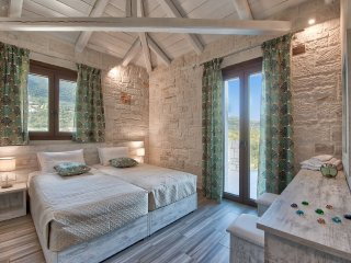 Villa Stagio when the natural beauty blends with the distinctive architectural