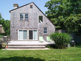 RIORE - Close to Edgartown Center and Beaches,  Bike Paths 2/10 mile from house,