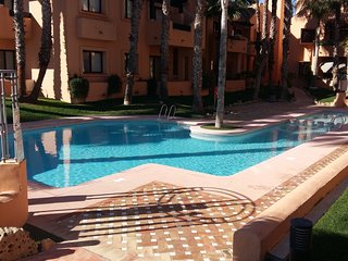 Gorgeous Modern 3 bed, 2 bath apartment overlooking Mar Menor