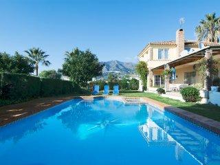 Villa con piscina privada para 9 personas