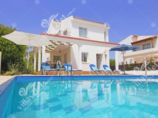 Cyprus Holiday Villa FREYA Profile