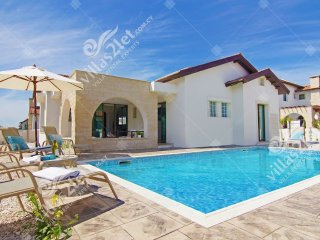 Cyprus Holiday Villa THEODORA Profile