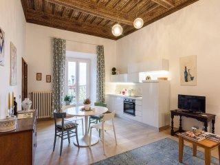 Appartamento in palazzo Bucelli a Montepulciano