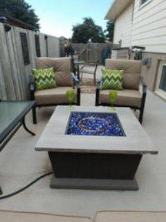 Seasonal Outdoor Seating