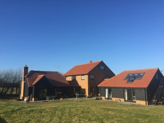 16 occupancy Farmhouse with Sauna, Aga