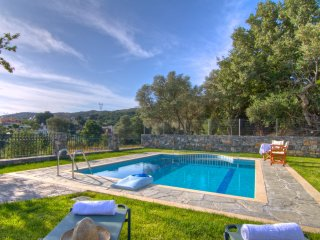 Villa Balsam: Luxury villa with private swimming pool, garden, and BBQ