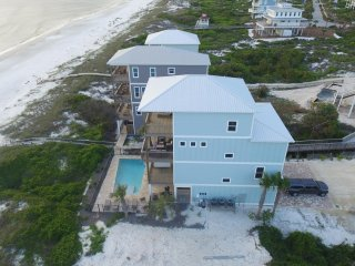 Gulf front! Elevator! Large Private Pool, and much more!