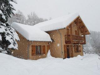 Spacieux Chalet dans hameau de montagne