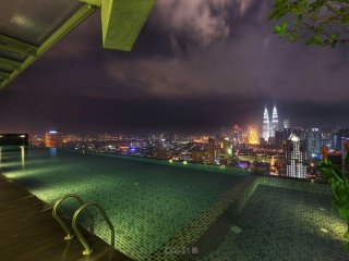 Regalia Residence (Bedroom 1) Kuala Lumpur Malaysia