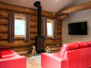 Ewes Water Luxury Log Cabins Langholm Scottish Borders