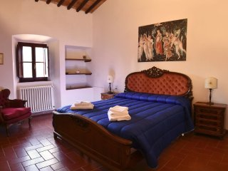 Fattoria Castello di Starda Suite Apartment, 4 Bedrooms