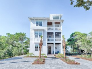 Big Sandy - Brand New Luxury 8 Bedroom Home, Sleeps 25 w/ Ocean Views by Seaside