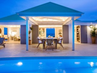 Villa Caramba  (Breathtaking Ocean Views From The Outside Terrace, The Living, T