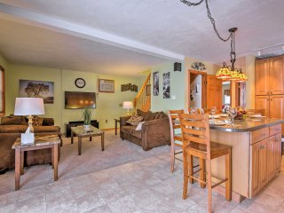 Spacious Tobyhanna Home w/ Pool Table & Pvt Deck!