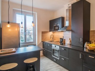 Nice quiet and spacious apartment in Lyon 7