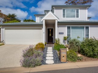 Corsair House Portsea: great for 2 families