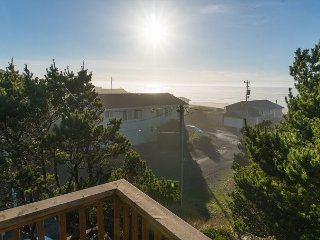 Explore Rockaway Beach from Ruby Junction, a pet friendly oceanview home!