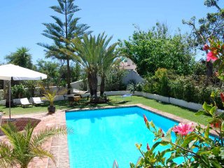 Villa with 6 bedrooms only 20m from the beach