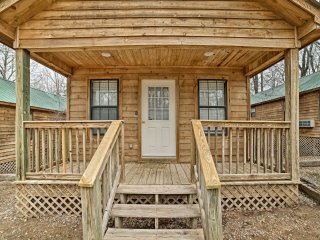 NEW! Studio Cabin Near Pickwick Landing State Park