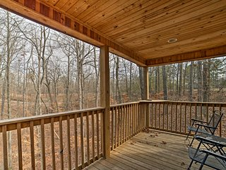 NEW! Counce Studio Cabin by Pickwick Park & Marina