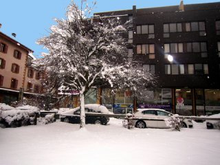 SavoyB - super apartment in the heart of Chamonix and next to the Savoy ski area