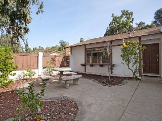 Quiet, Remodeled 3BR in University City with Outdoor Patios & Citrus Trees