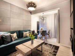 Prestigious Apartment in Kazimierz with Terrace V41