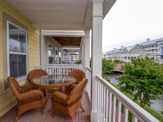 Sunset Island 20 Canal Side Mews W. - Big Waterfront Townhome!