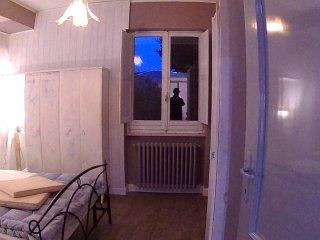Camera doppia con bagno interno appena ristrutturata in tenuta di 30.000 mq.