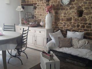 Bedroom B&B 2 Chambre d'Hôtes La Clef des Champs
