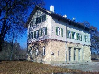 Kleine Wohnung, FeWo, Weichenwärter, Bahnhof, nähe HFU,MHS,Messegelände VS