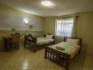 Runda Suites Twin Bahari Room