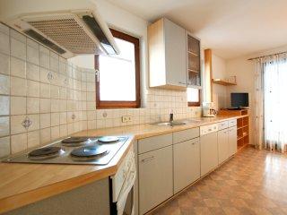 Familien Apartment mit 2 Schlafzimmer und Garten