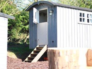 Luxury Shepherds Hut Hereford